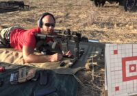 Brownells BRN-180 Gen2 300BLK Upper Receiver from P3 Shooting Rest