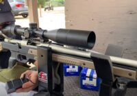 Howa 223 Bolt Action Range Test from P3 Shooting Rest & Vise
