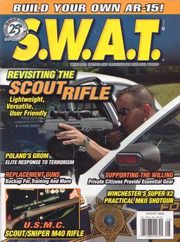 P3 Shooting Rest and Gun Vise Attachment - SWAT Magazine