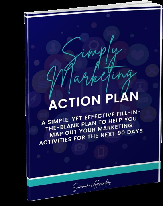 Simply Marketing Plan