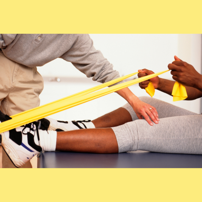 physical therapy example