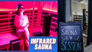 Red Light Therapy Sauna