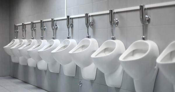 urinals paruresis pee shyness