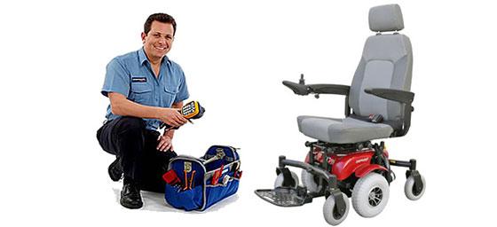 Wheelchair Repair