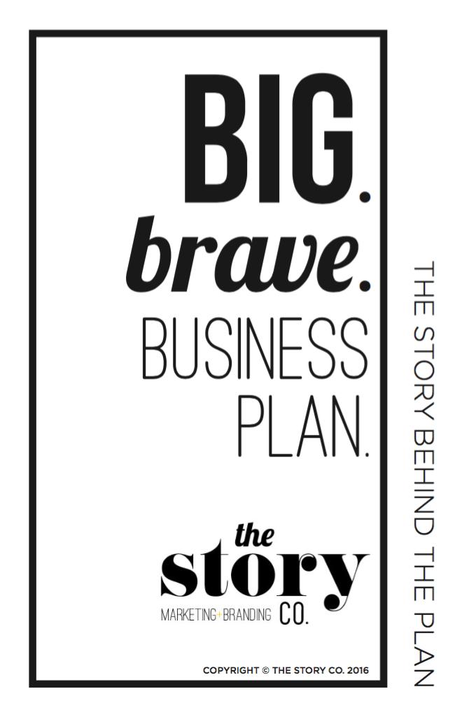 Big Brave Business Plan