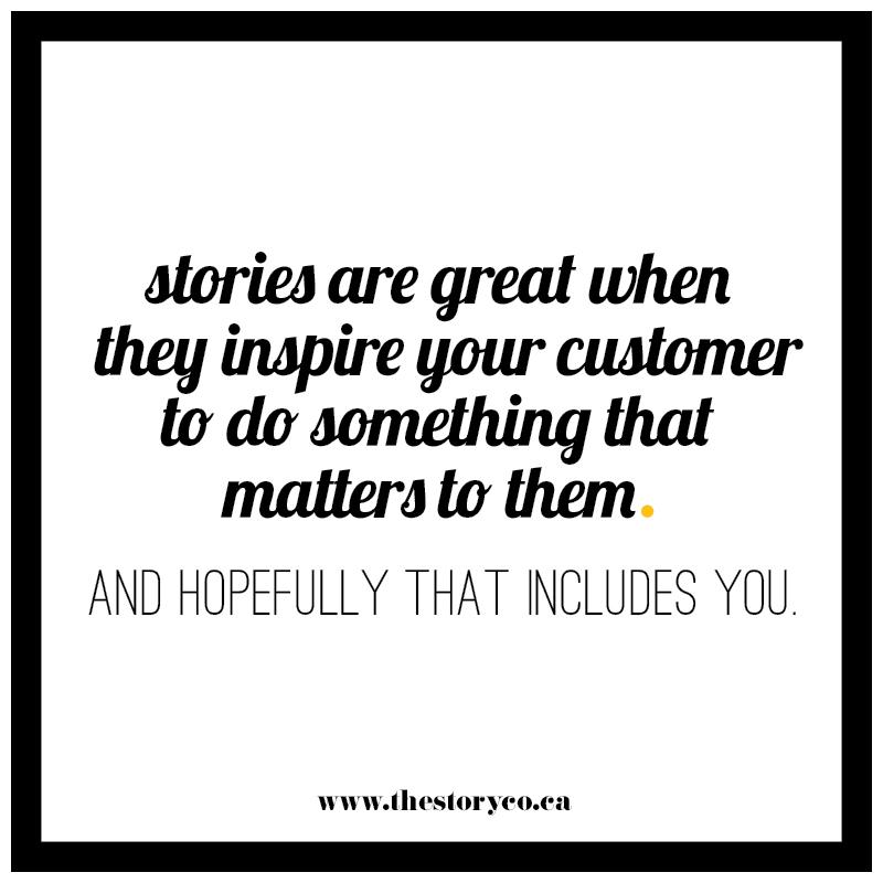 StoryMarketingTip_StoriesAreGreat