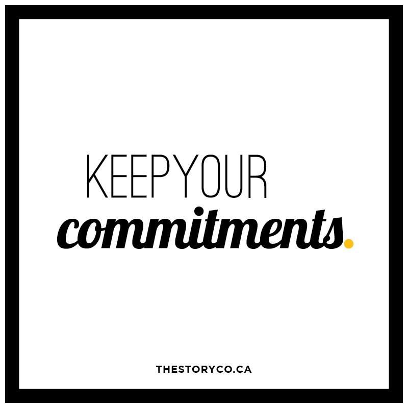 Commitments