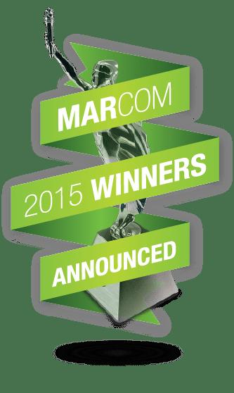 Marcom 2015 Winner Announced logo