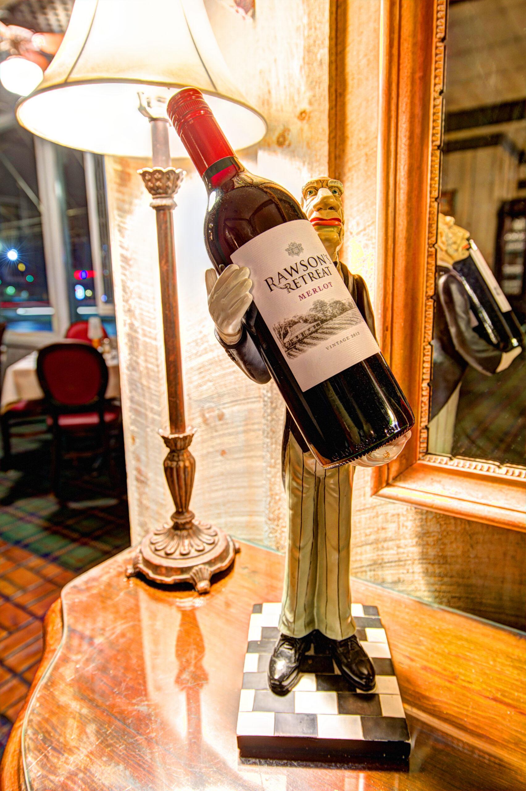 Pixie & Bill's Restaurant Wine