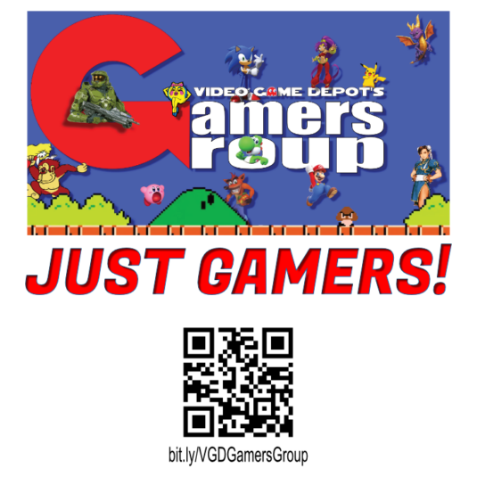 Just Gamers