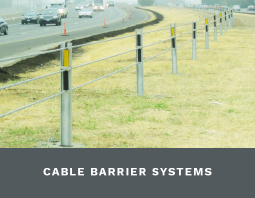 Cable Barrier Systems