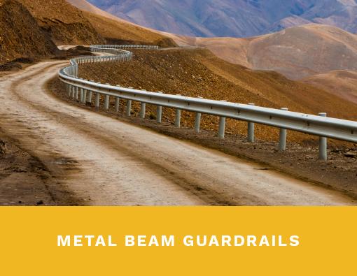Metal Bean Guardrails