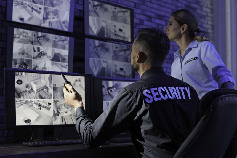 Business Security Alarms