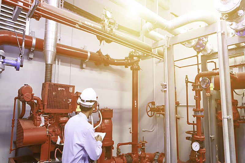 Special Hazards Fire Suppression Systems