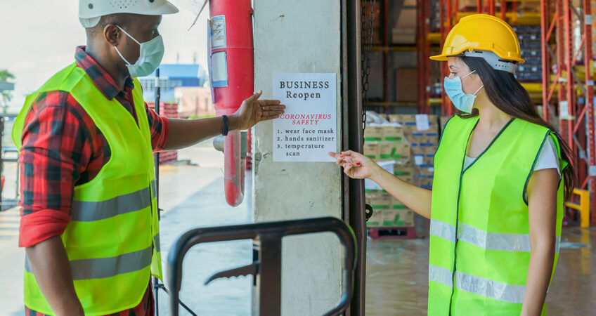 Reopening Your Business with Safety