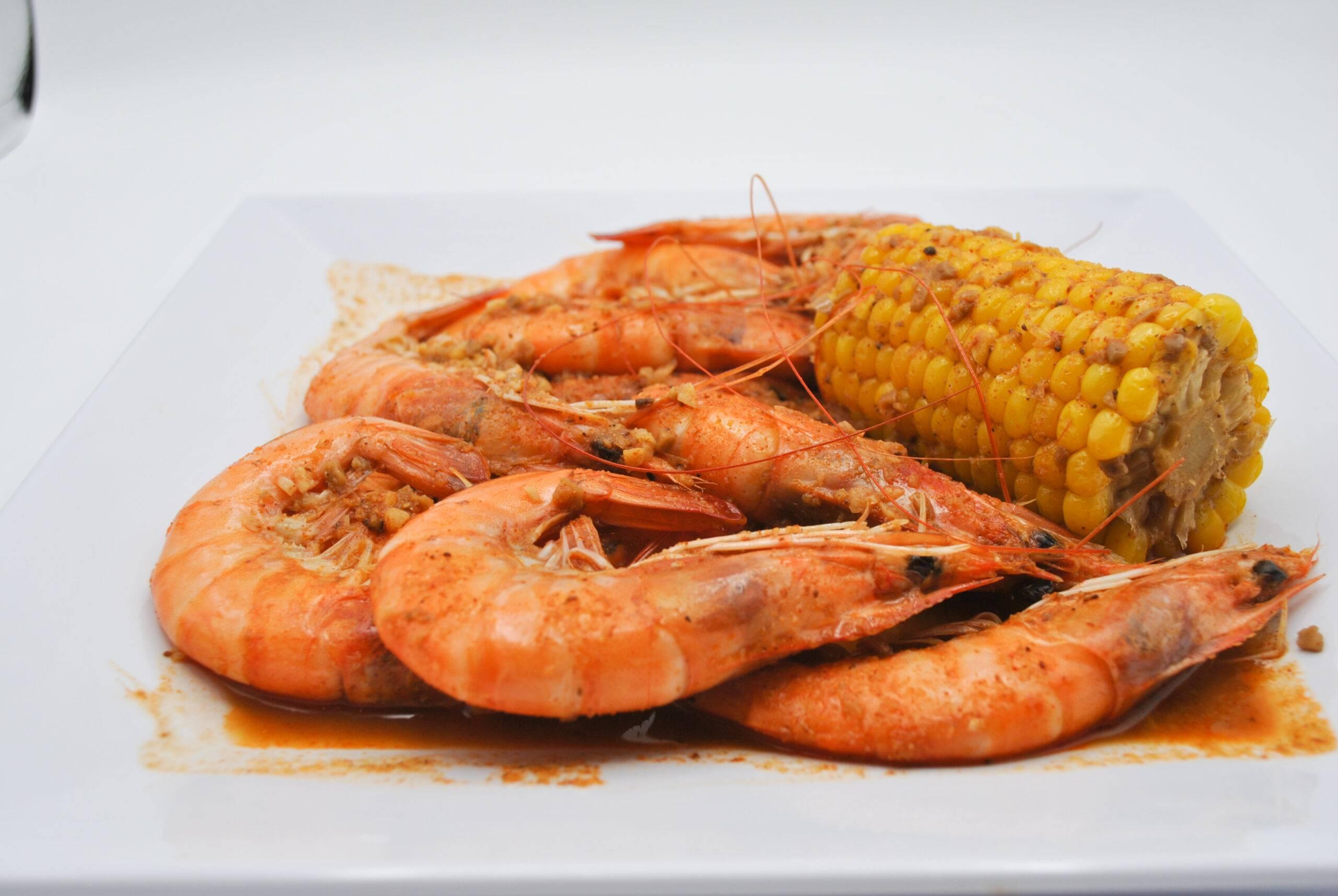 Head-On Shrimp