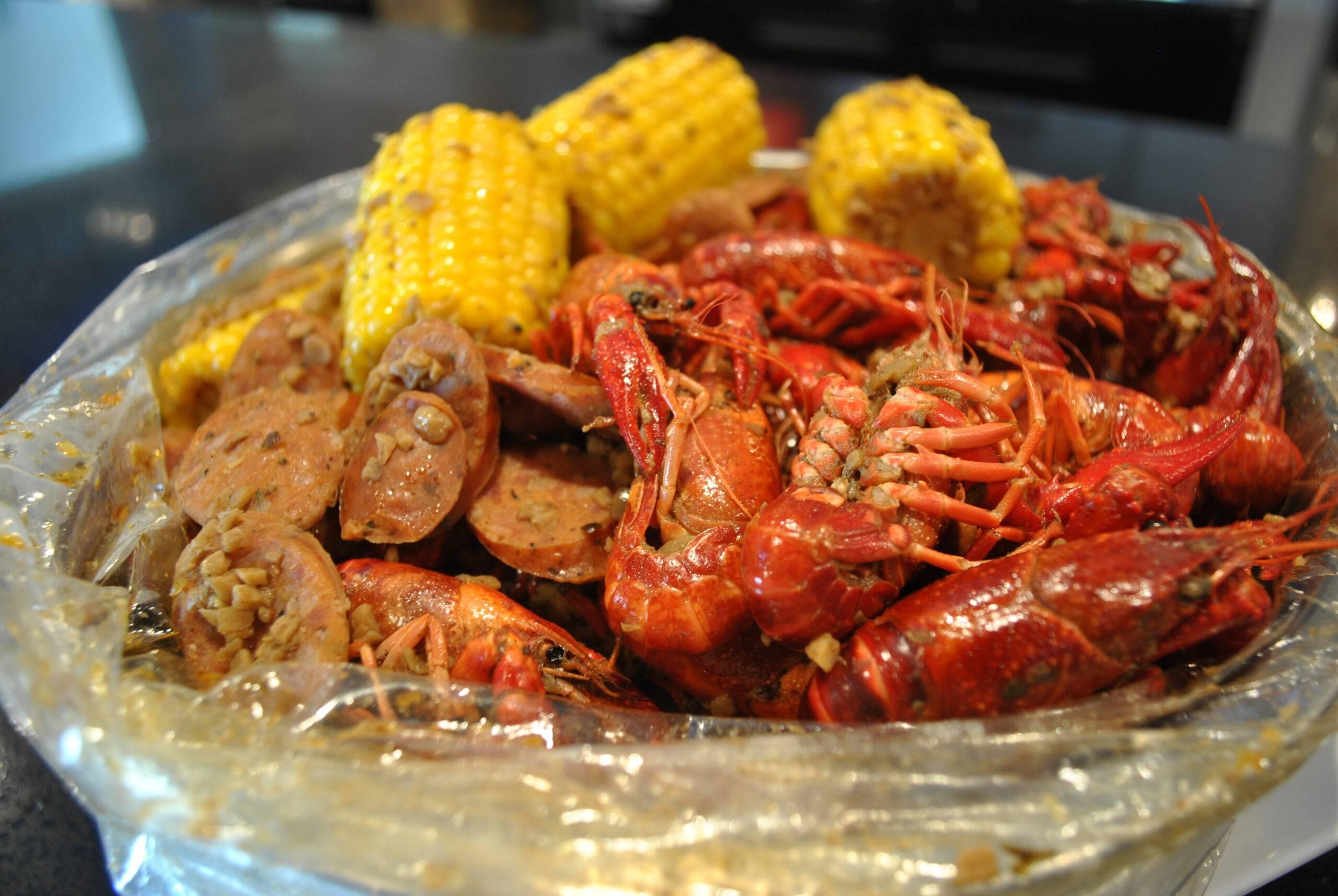 Seafood Eating Series!