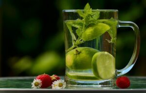 water, drink, detox