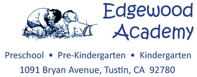 Edgewood Academy Logo and address
