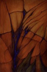"""Arantiacus, 55.5"""" x 37.5"""""""