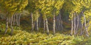 """Shady Grove 2, 30"""" x 60"""""""