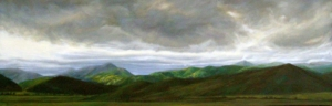 "Watson View South, 20"" x 60"""
