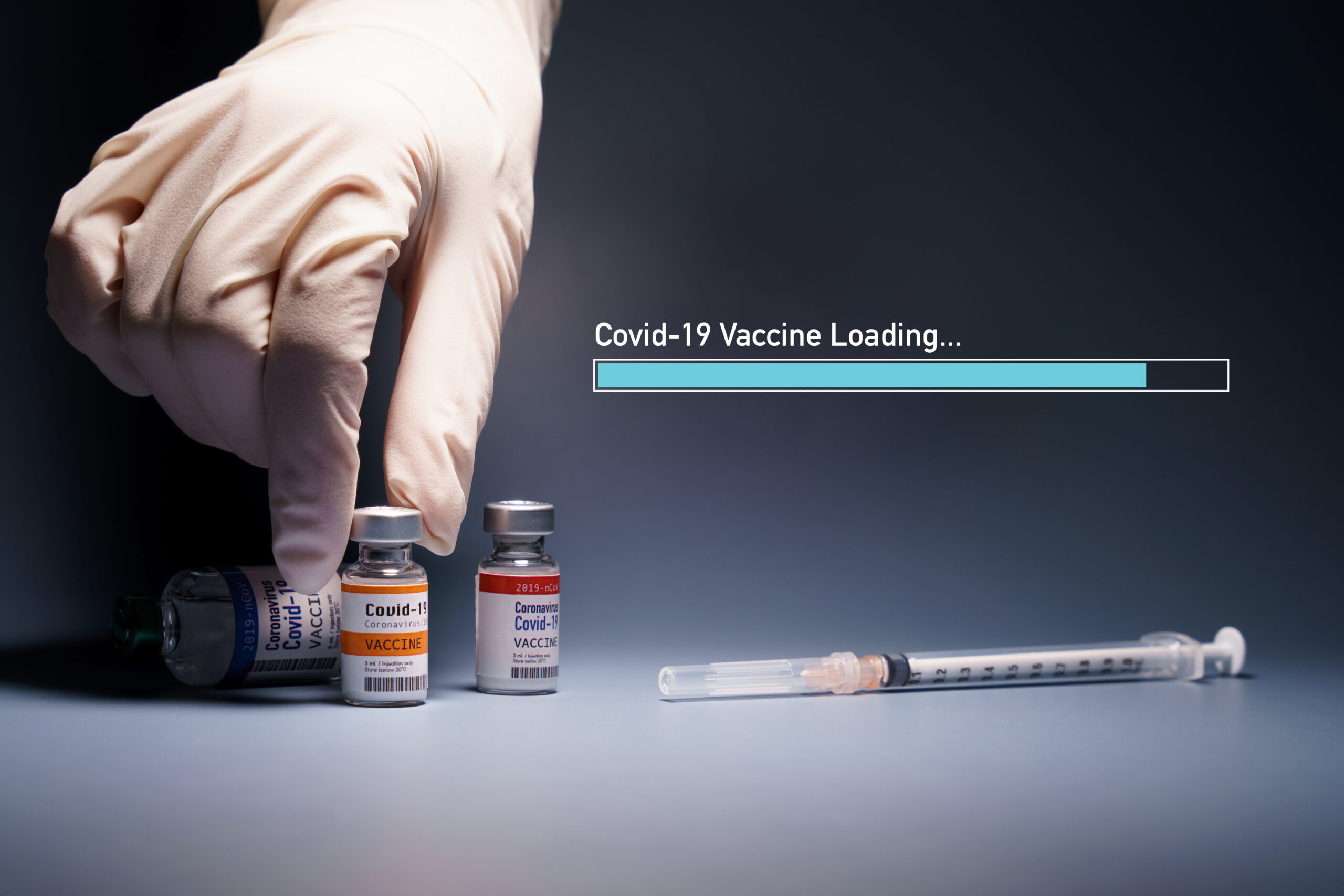 J&J Vaccine Authorized & Rolling Out
