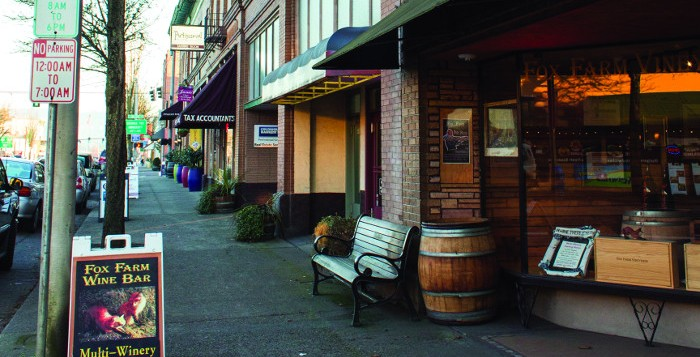 Adventure Awaits!  – Where to Eat, Drink and Play in the Newberg Area