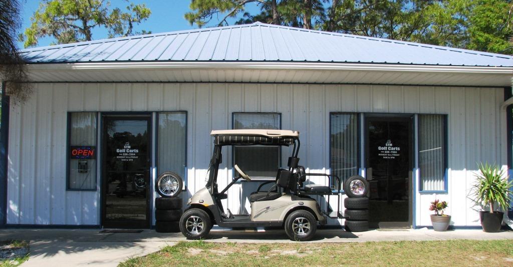 STM Golf Carts