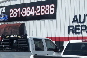 repair Auto Service Humble TX houston mechanic