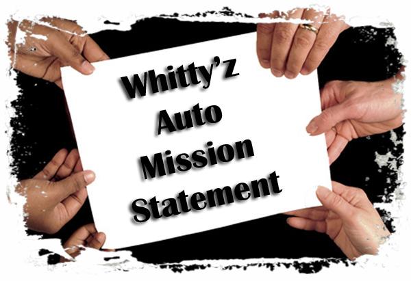 Whitty'z Humble Auto Repair Shop