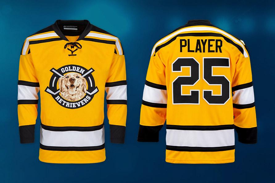 Custom Jerseys Hockey Cut and Sew