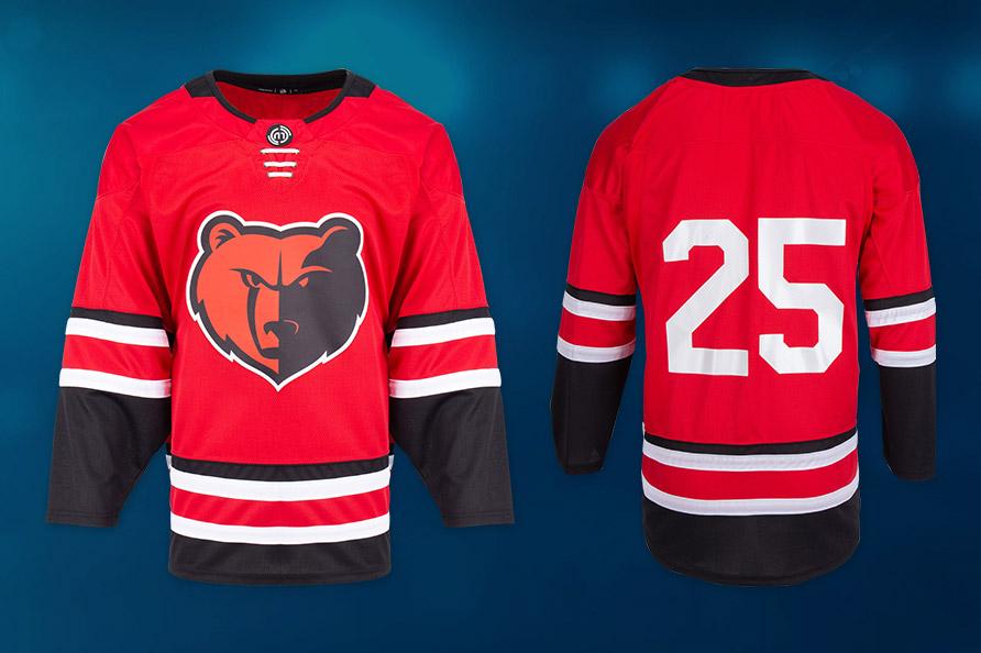 Custom Jerseys Hockey Express