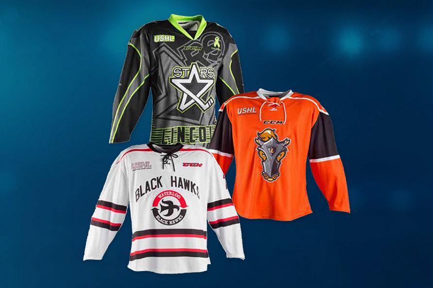 Hockey Services - Custom Jerseys