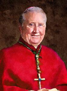Portrait of Julio Cardinal Romero