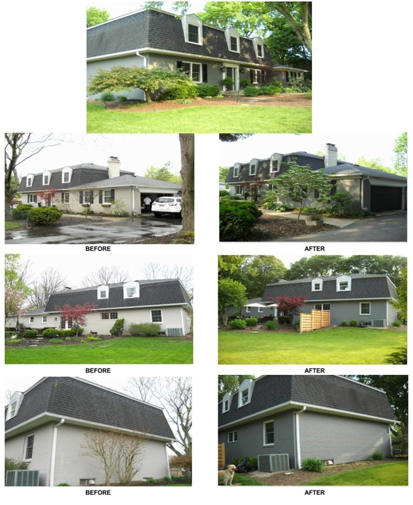 Guy Painting Exterior Painting Indianapolis