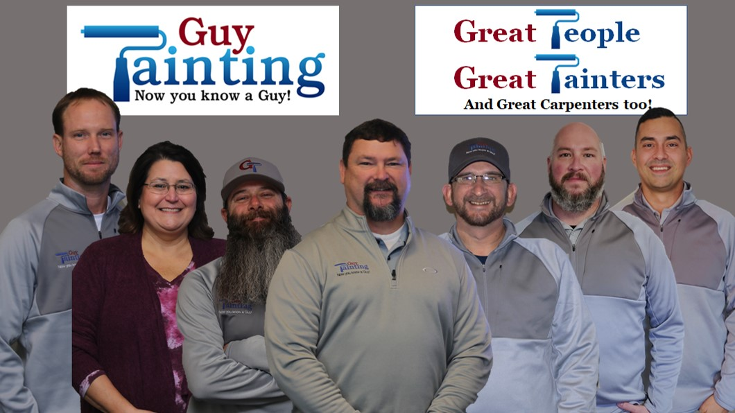 Guy Painting Team