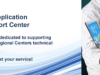 The Project 2 Application Support Center