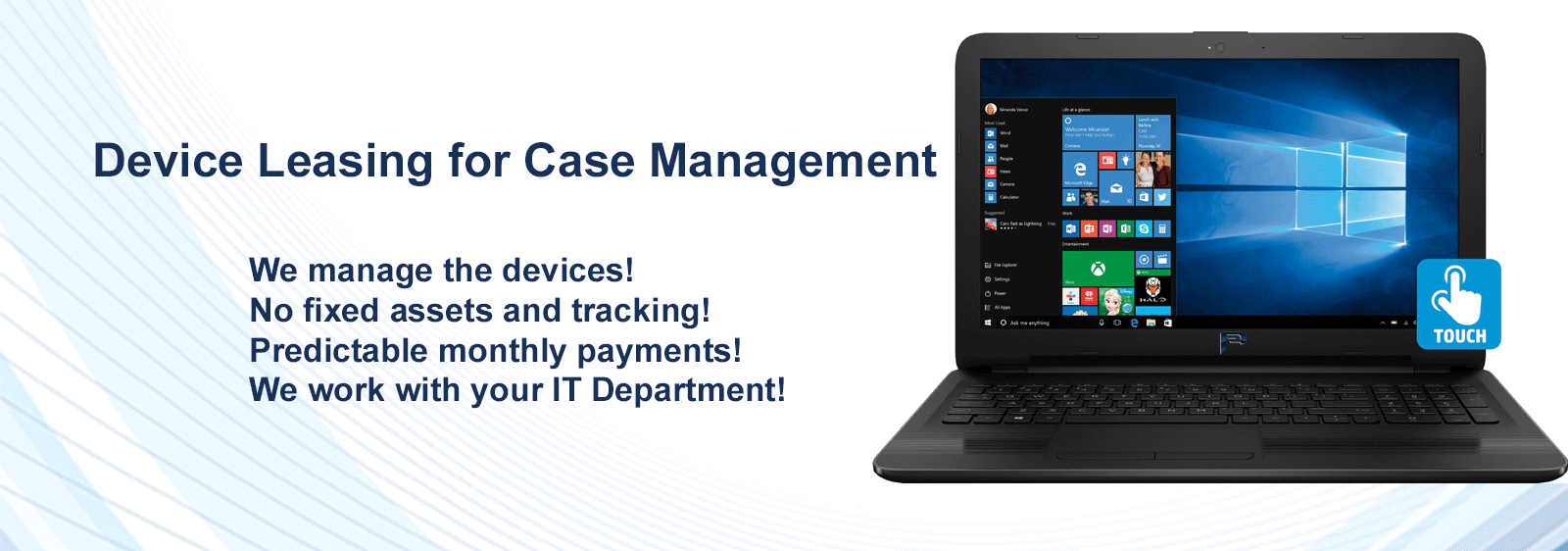 Project 2 Device Leasing and Management