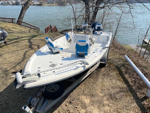 Detroit River walleye charter boat