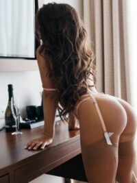 Sexy escort from Toronto escort service