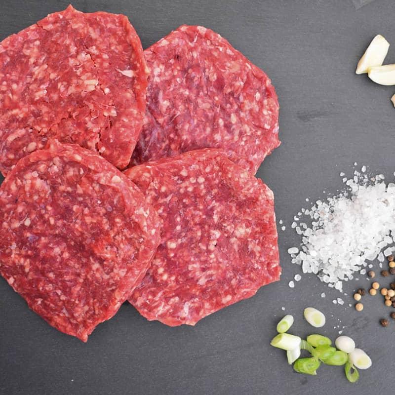 Grassroots Bison Burger Patties