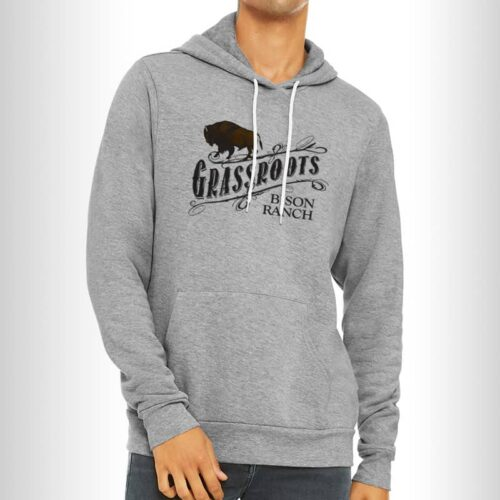 Grassroots Bison Hoodie