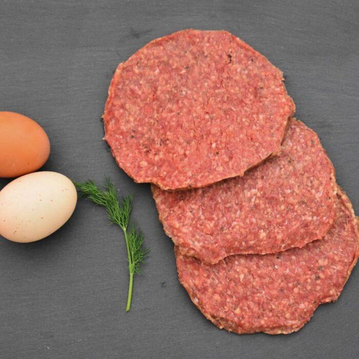 Grassroots Bison Sausage