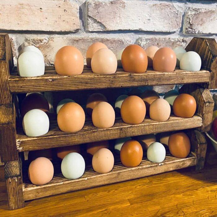 Grassroots Chicken Eggs
