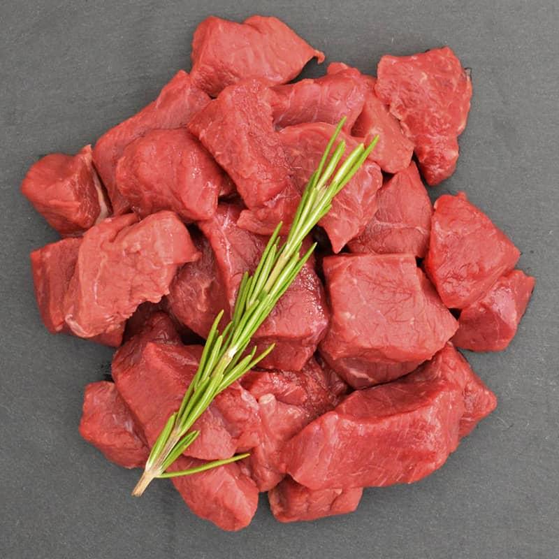 Grassroots Bison Stew Meat