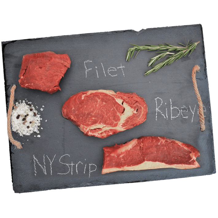 Bison Steak | Grassroots Pastured Meats