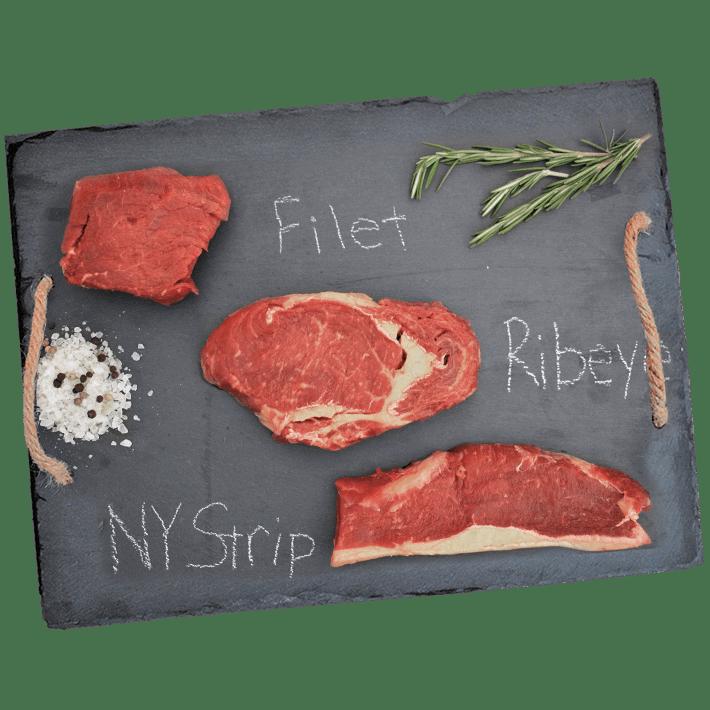 Bison Steak   Grassroots Pastured Meats