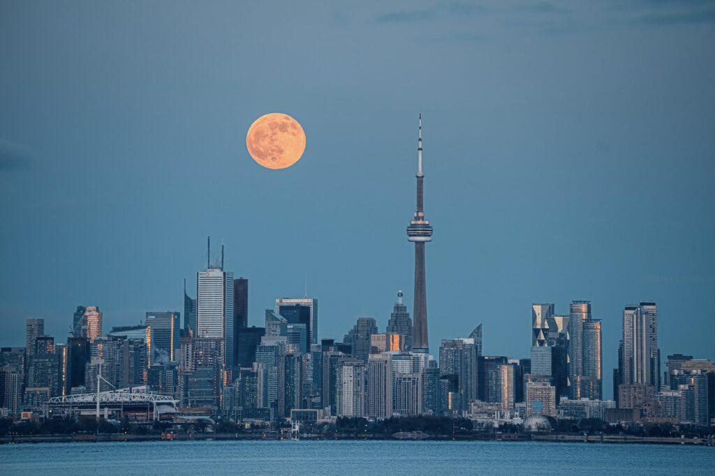 Scope Academics - Toronto skyline