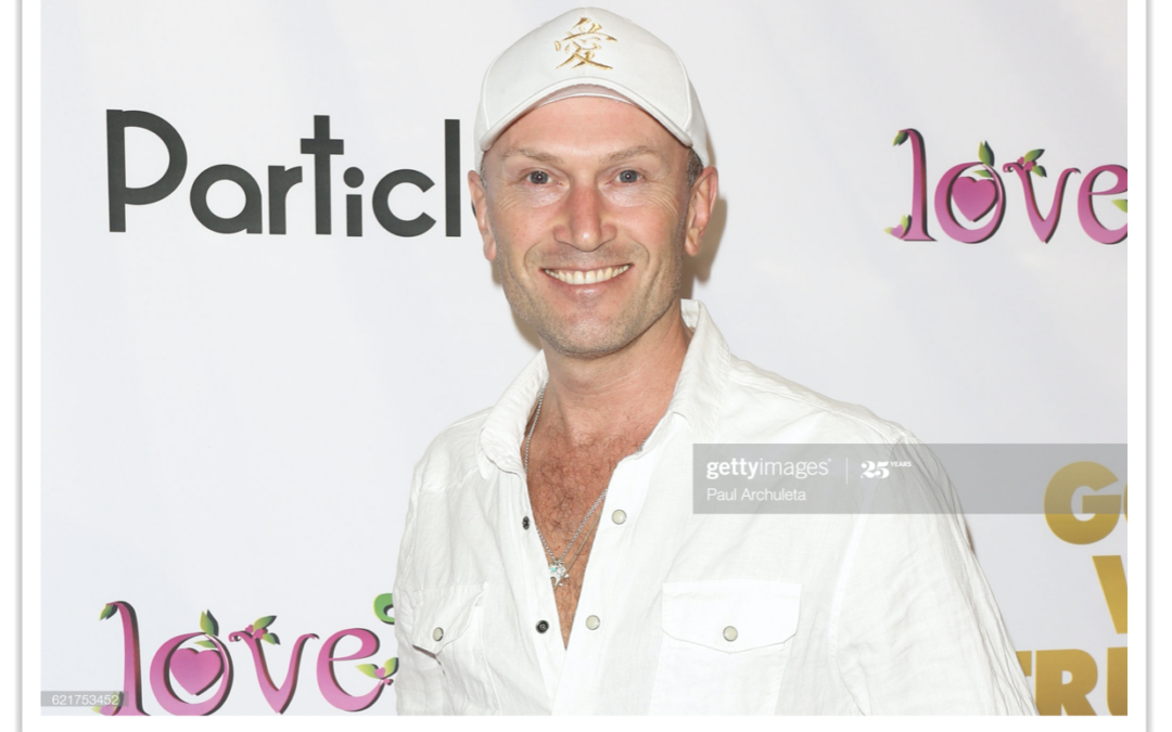 LOVEARTH FOUNDER, MARTIN DUNKERTON
